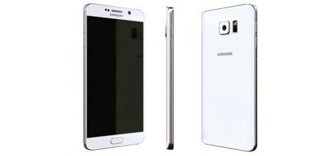 Samsung Galaxy Note 5 si mostra in versione bianca e nera