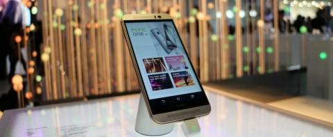 HTC One M9: l'anteprima di Atomtimes dal MWC2015
