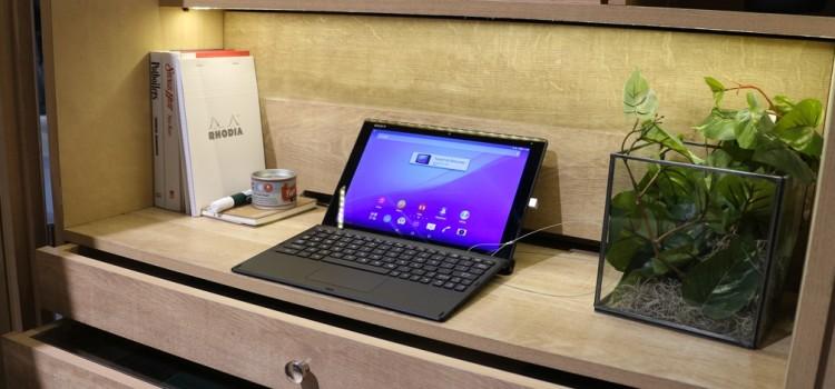 Sony Xperia Z4 tablet: l'anteprima di Atomtimes