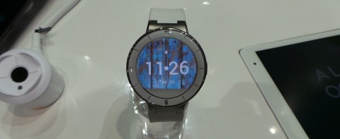 Alcatel Watch: l'anteprima di Atomtimes
