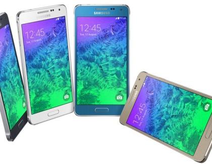 Samsung Galaxy Alpha Italia a 299€ in nero e bianco