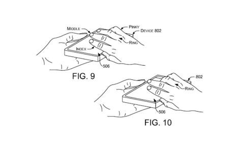 Microsoft brevetta le Gesture e dati biometrici per sbloccare i device