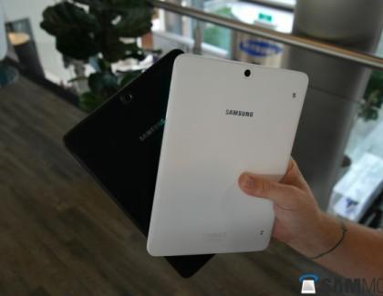 Galaxy Tab S2: nuove foto, video e confronto con Tab S