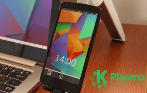 Plasma Mobile: nuovo sistema operativo basato su Linux