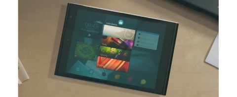 Jolla tablet: l'anteprima di Atomtimes