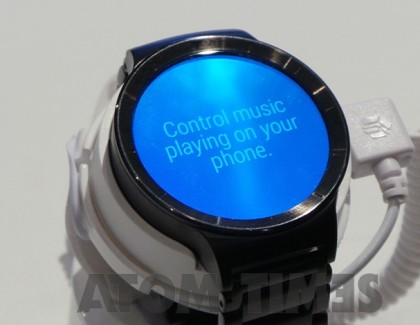 Huawei Watch: la video anteprima di Atomtimes