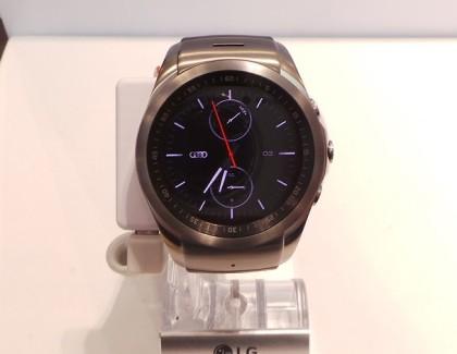 LG Watch Urbane LTE: anteprima di Atomtimes dal MWC 2015
