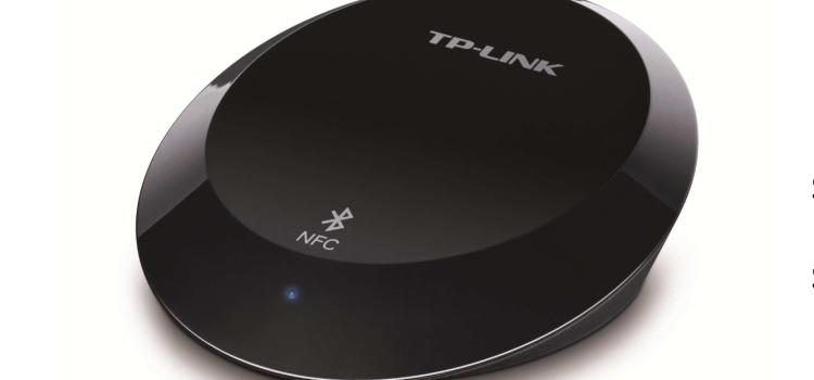 TP-LINK presenta HA100, il nuovo ricevitore musicale bluetooth