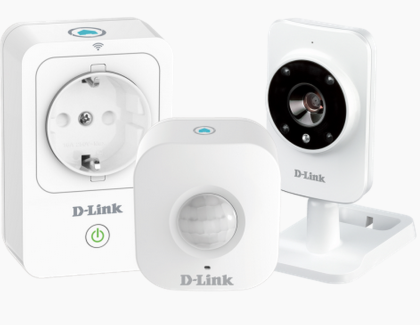 "Casa immediatamente protetta e ""smart"" con il kit di D-Link"