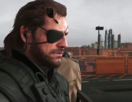 Metal Gear Solid V The Phantom Pain: video della versione per PC