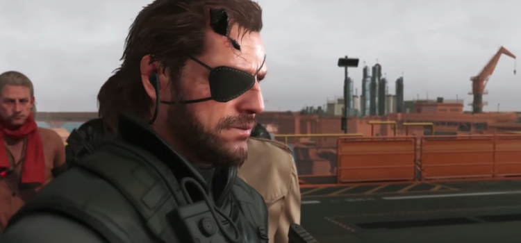 Metal Gear Solid V The Phantom Pain: video della versione per PC