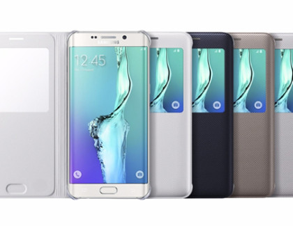 Galaxy S6 Edge+ e Galaxy Note 5: ecco i nuovi accessori
