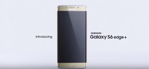 Galaxy S6 Edge+ è ufficiale: caratteristiche, foto e video ufficiale