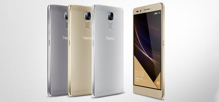 Honor 7 arriva anche in Italia e Europa a 299€ fino al 31/08