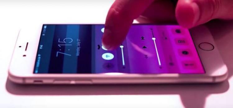 Force Touch su iPhone 6S: un video ne illustra i vantaggi