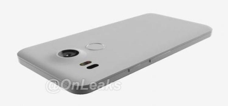 LG Nexus 5 2015: in vendita dal 29 settembre | nuovi render