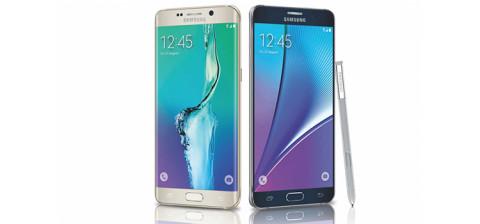 Galaxy S6 Edge+ e Galaxy Note 5: le principali novità