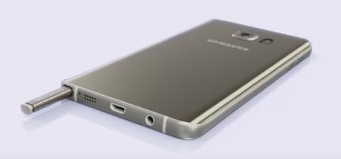Samsung Galaxy Note 5 con batteria da 4100mAh ed in versione Active