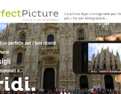 PerfectPicture Milano: la nuova APP per scatti perfetti