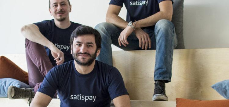 Nuovi investimenti per Satispay start-up italiana che sta rivoluzionando il mondo dei pagamenti