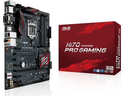 ASUS annuncia le schede madri H170 Pro Gaming e B150 Pro Gaming D3