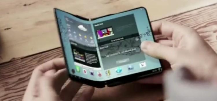 Samsung: primo smartphone pieghevole ad inizio 2016
