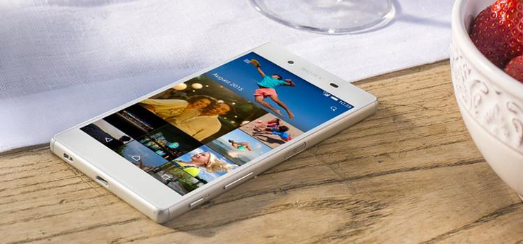 Xperia Z5 in cima alle classifiche Mobile di DxOMark