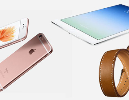 Tutti i video ufficiali di iPhone 6S, 6S Plus, Apple Watch, iPad Pro e Apple TV