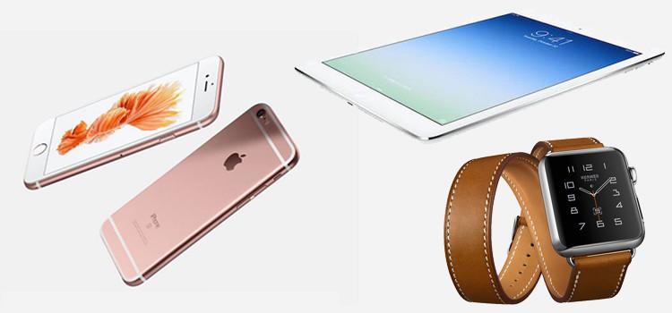 Tutti i video ufficiali di iPhone 6S, 6S Plus, Apple Watch, iPad Pro e Apple TV