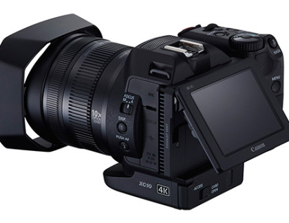 Canon XC10: ottime prestazioni nel rapporto della European Broadcasting Union