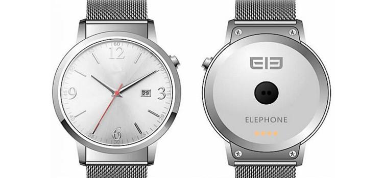 Smartwatch Elephone: arrivano i primi render