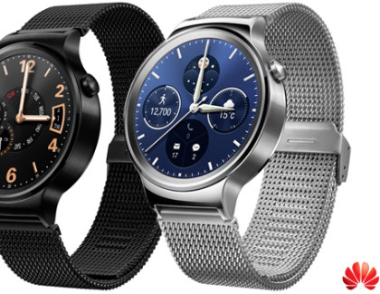 Huawei Watch: la video anteprima da IFA 2015
