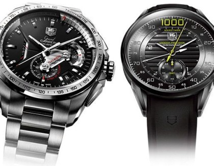 Tag Heuer Carrera Wearable 01 con Android Wear a 1800$ dal 9 novembre