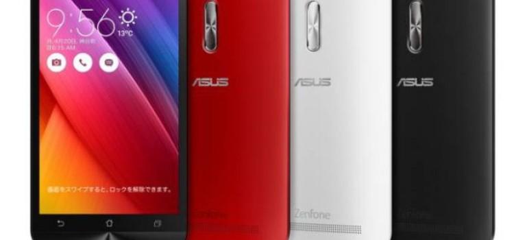 ASUS Zenfone 2 Laser: 199€ per il 5″ e 249€ per il 5.5″