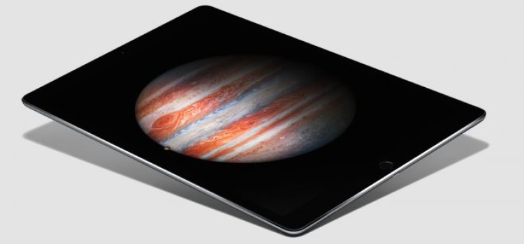 iPad Pro è ufficiale: 12,9″ di display, keyboard fisica e Apple Pencil per disegnare
