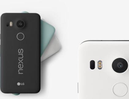 Nexus 5X è ufficiale: il 5 pollici si rinnova grazie ad LG
