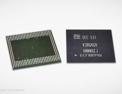 Samsung nuova memoria da 12 Gigabit