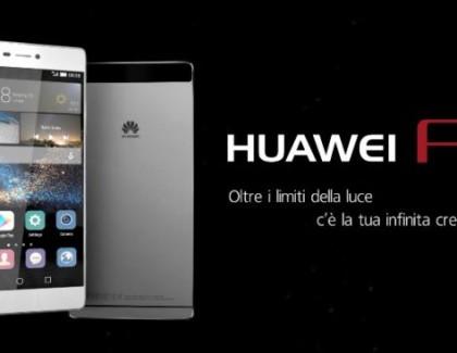 Huawei P8 a 349€ con garanzia Worldwide