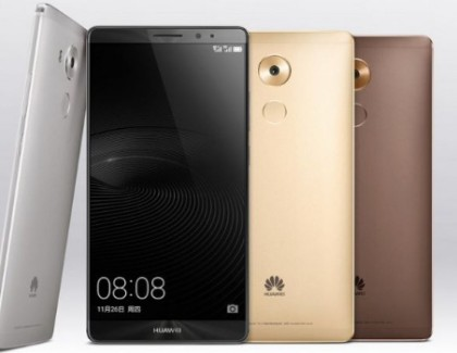 Huawei Mate 8: ufficiale in Cina, display da 6″, 4GB di RAM e Android 6.0