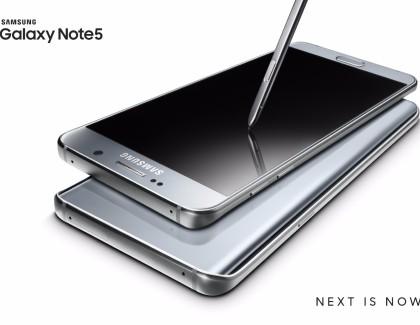 Un Galaxy Note 5 americano viene aggiornato ad Android 6.0 Marshmallow