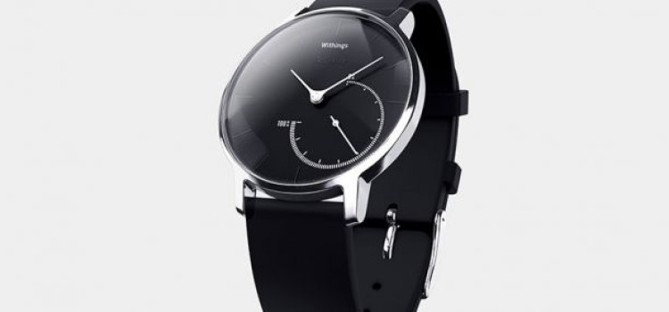 Withings presenta il nuovo Activité Steel a 169 dollari