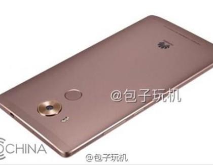Huawei Mate 8: mostrato in nuove foto e render ufficiosi