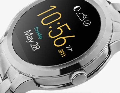 Fossil Q Founder: nuovo smartwatch con Android Wear