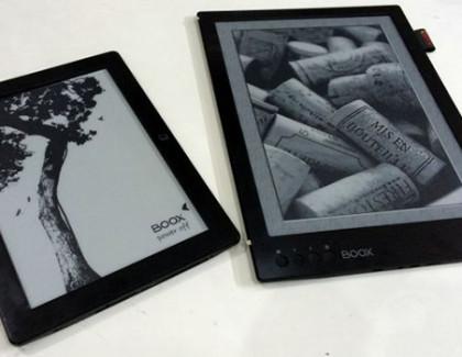 Onyx: ebook reader da 13 pollici con Android per disegnare