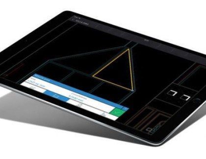 Aggiornato Autocad 360: supporto ad iPad Pro e Apple Pencil