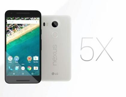 Nexus 5X in offerta: 409€ per il 16GB e 429€ per il 32GB