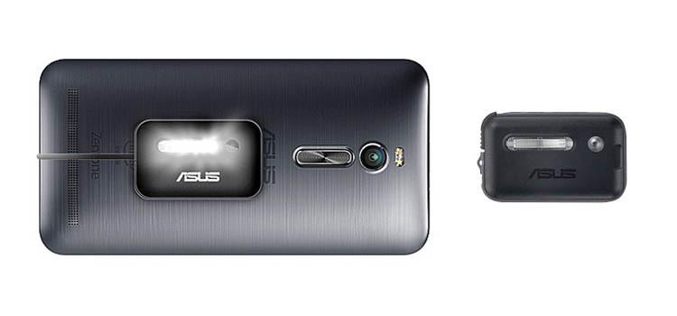 ASUS lancia lo ZenFlash e il LolliFlash per smartphone