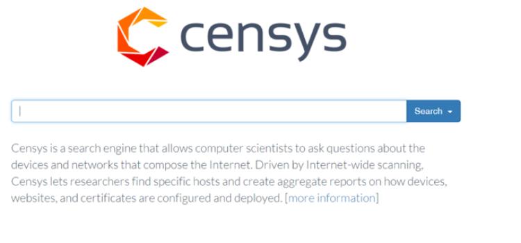 Censys, il nuovo motore di ricerca per i dispositivi in rete