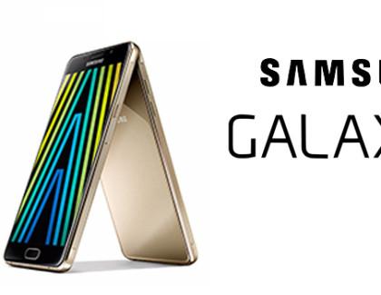 Samsung lancia la nuova serie Galaxy A 2016