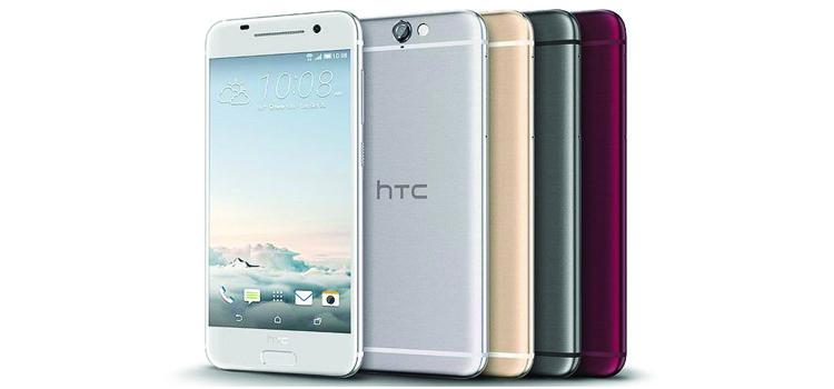 HTC One A9 a 459€ con spedizione inclusa